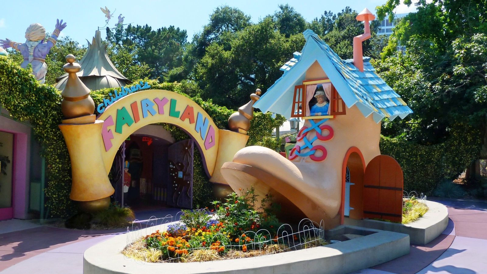 Things to do in Oakland - Children's Fairyland