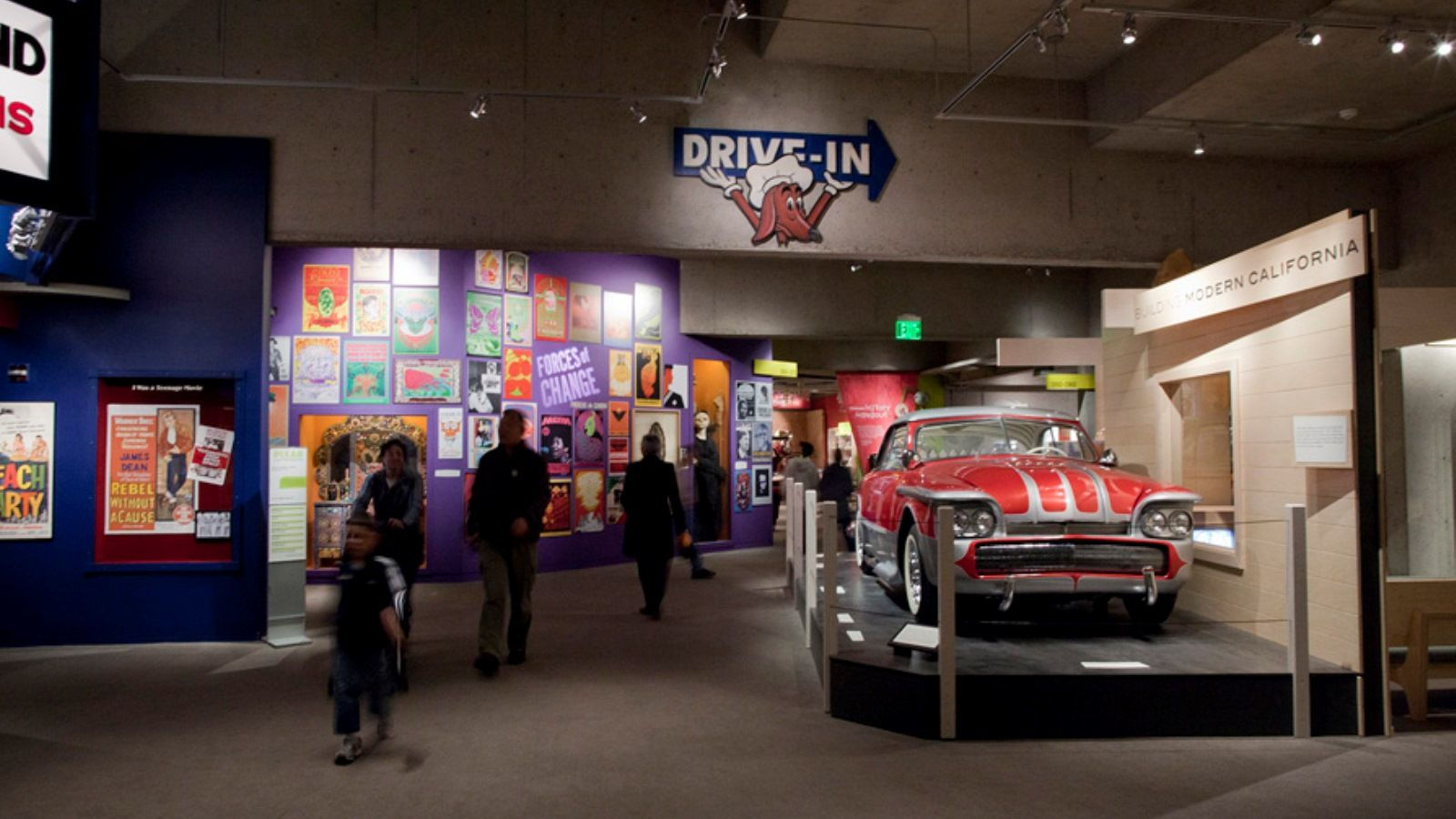 Things to do in Oakland - Oakland Museum